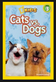 Informational Text About Cats And Dogs
