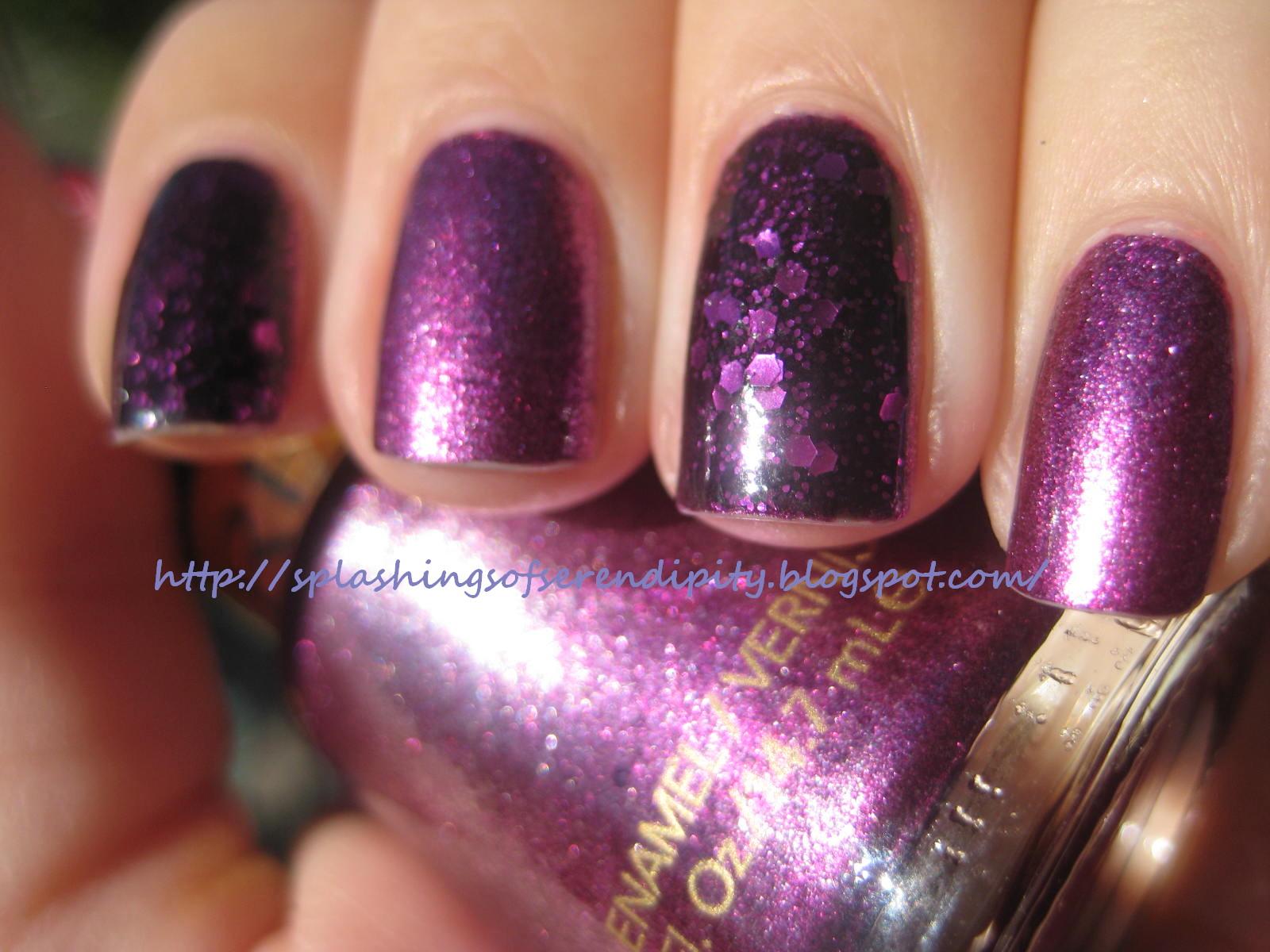A Splash of Serendipity: Nails by Revlon