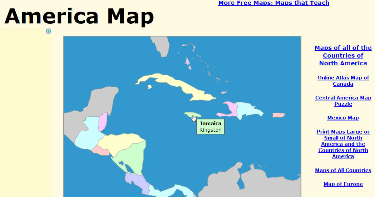 Cute-Geography: Geography of Latin America: Easy Maps for Beginners