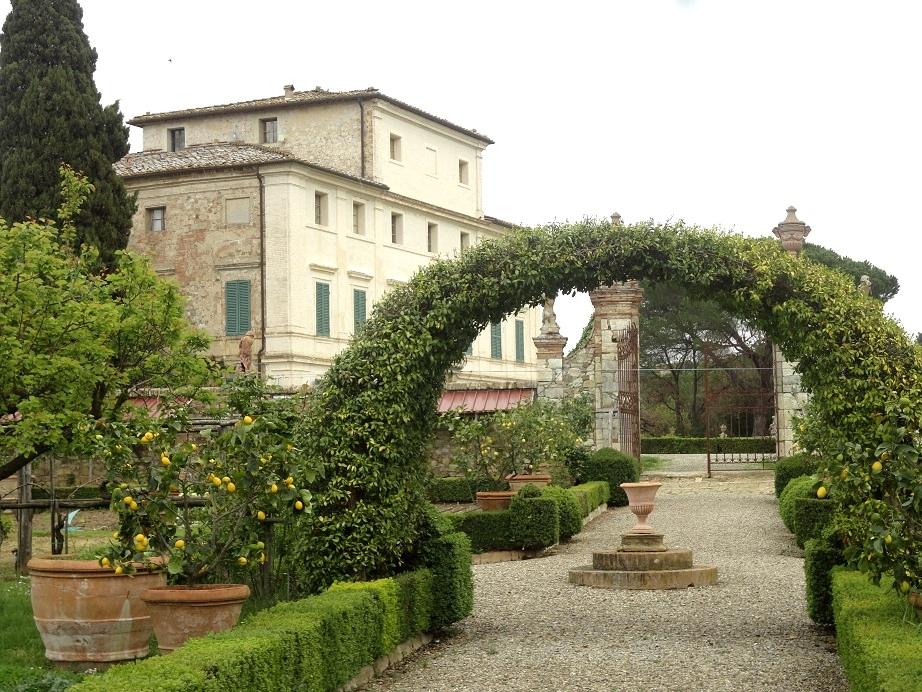 Hortibus groupe villa d 39 este villa la massa palais et for Jardin villa d este