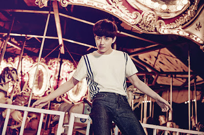 Suho Love Me Right Concept