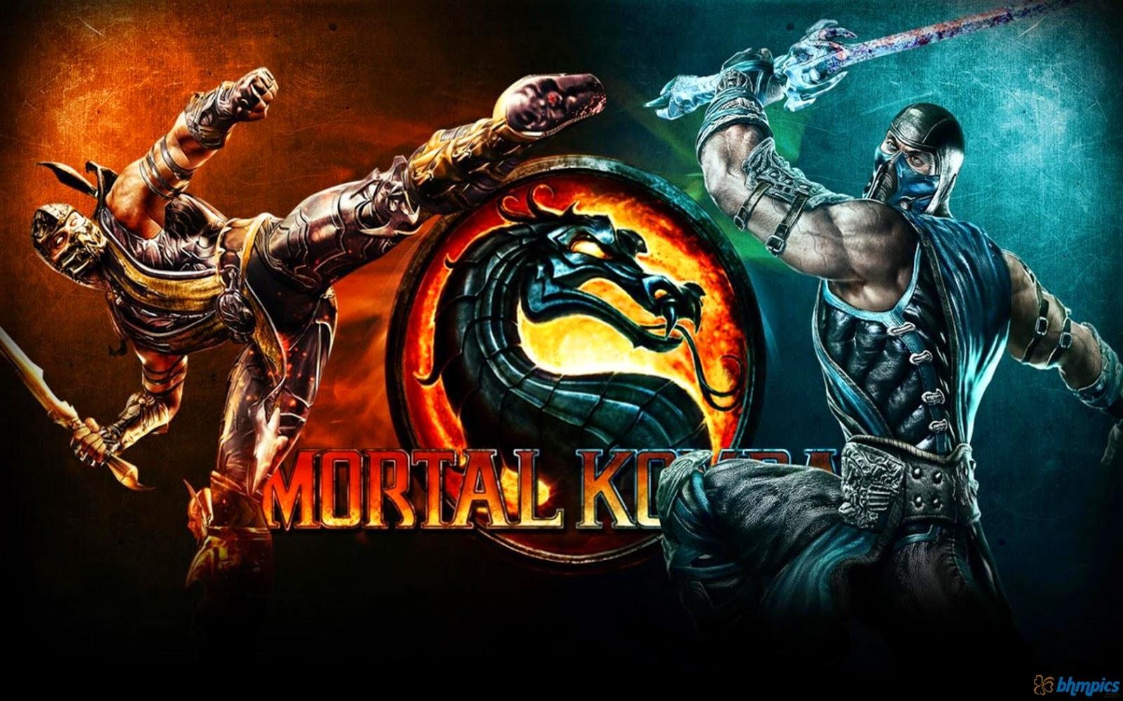 Nuevo Mortal Kombat en 5 dias ?