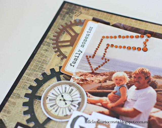 Kaisercraft Time Machine Collection