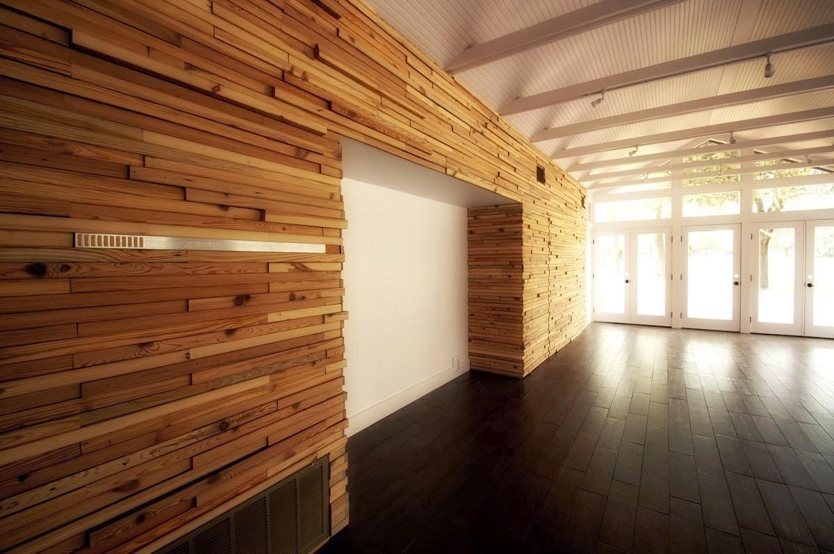 Gallart grupo el blog suelos y puertas de madera en - Revestimiento de paredes interiores en madera ...