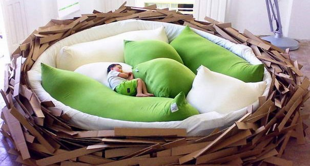 Creative and Funky Beds For Your Inspiration