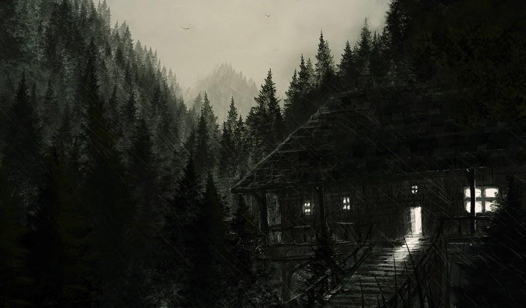Домик в лесу. Серия вторая