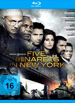 Filme Poster Five Minarets in New York BDRip XviD & RMVB Legendado