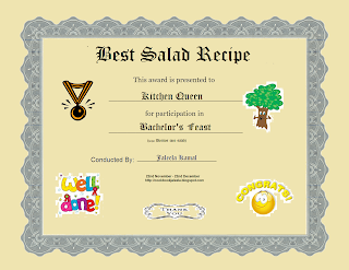 Best Salad recipe from Jalela