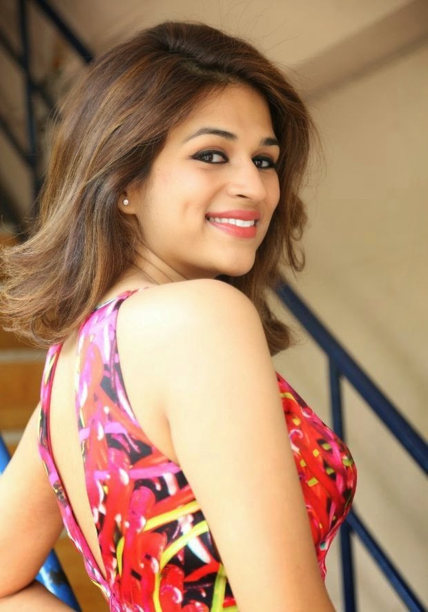 Shraddha Das hot photos At Rey Movie Interview