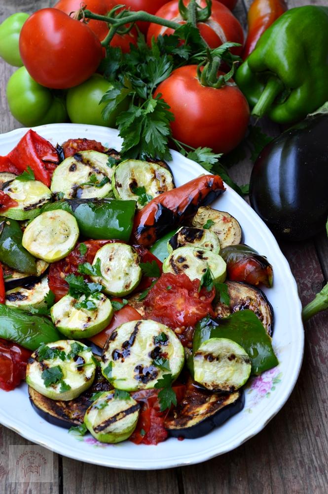 Salata de legume coapte