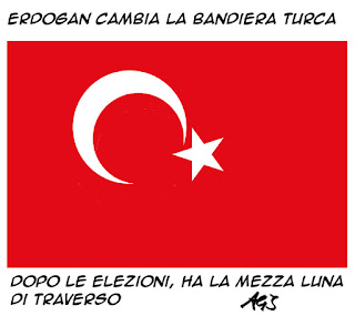 Turchia, Hdp, Erdogan, satira