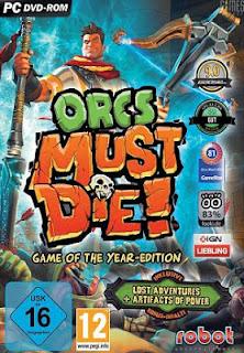 orcs must die 2013