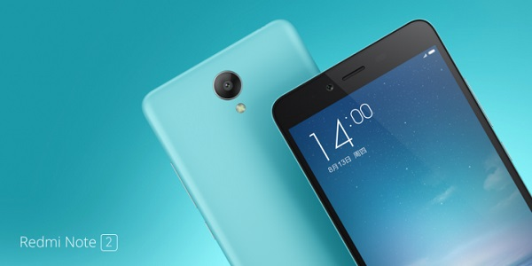 Xiaomi launches Redmi Note 2 and Redmi Note 2 Prime phones with MIUI 7