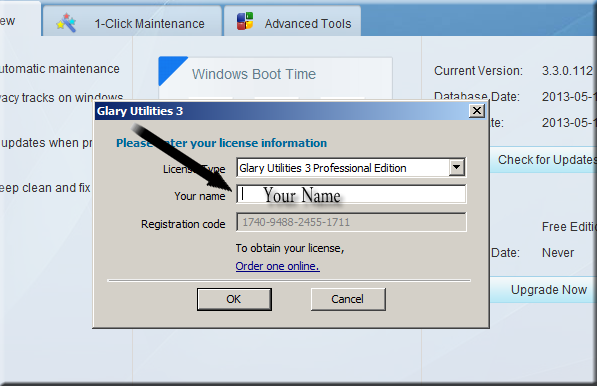 Optimizer Pro License Key