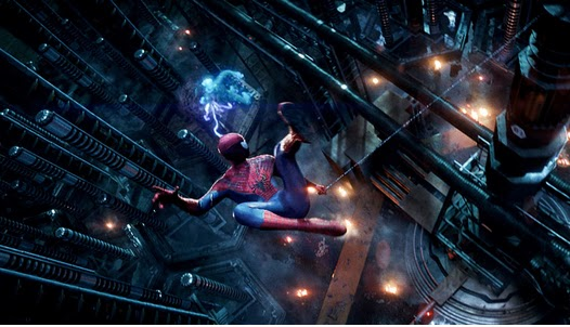 spidey webswing electro