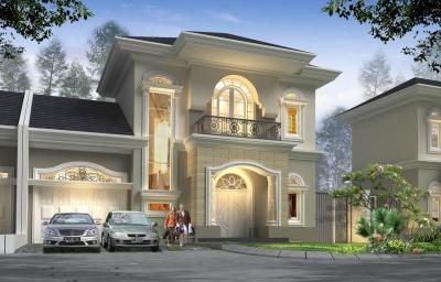 gambar model rumah on Rumah Mediterania   Design Rumah Mewah - Infoting