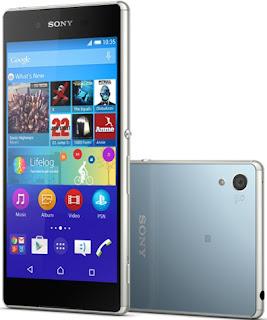 Harga dan Spesifikasi Sony Xperia Z3 Plus