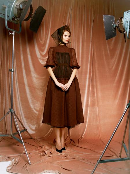 Hora de Diva: Vestidos e casacos de Elie Saab: París
