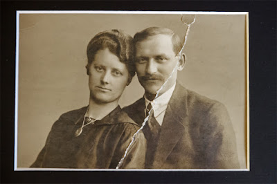 Bernhard Wenning and his wife