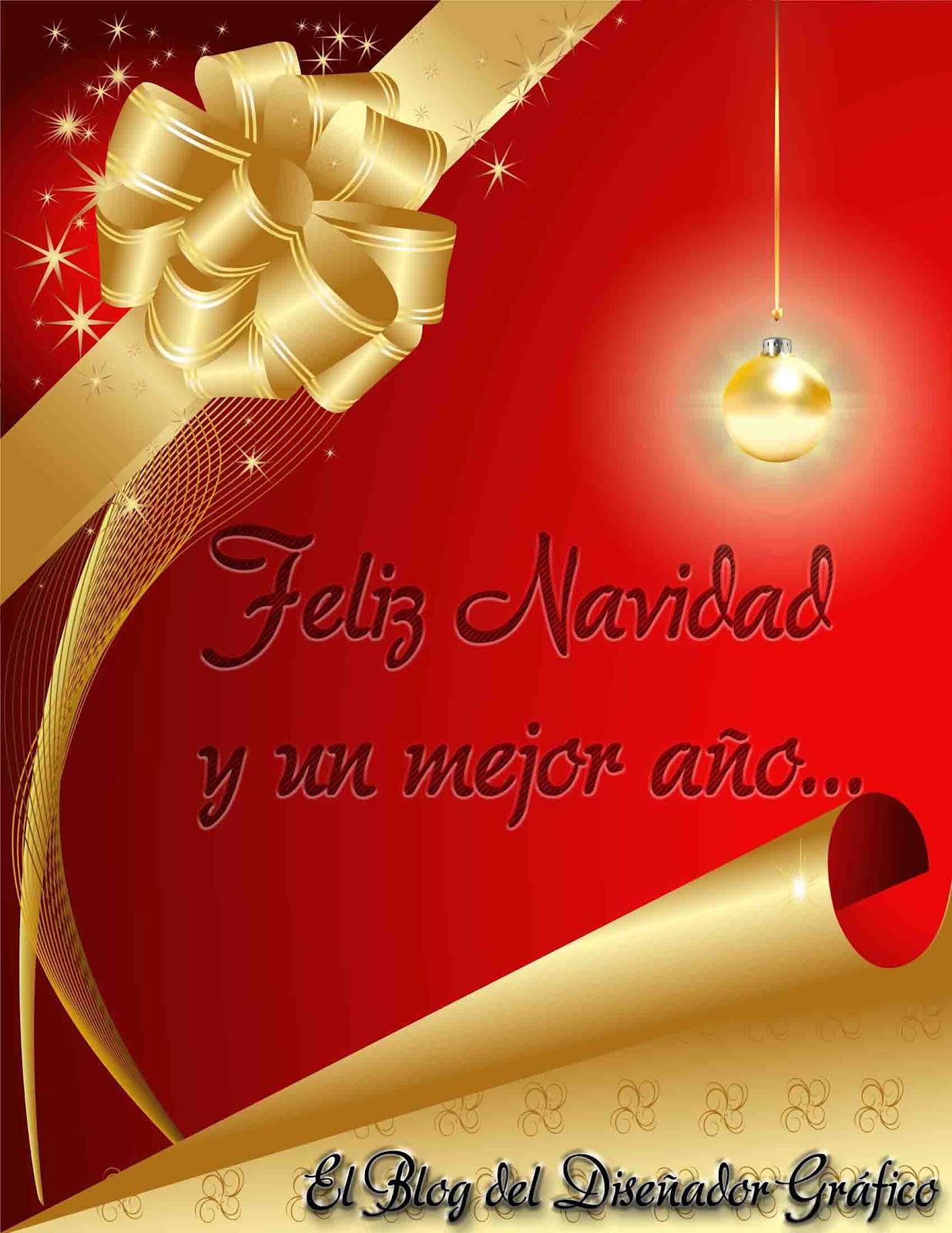 Tarjetas De Navidad En Espanol