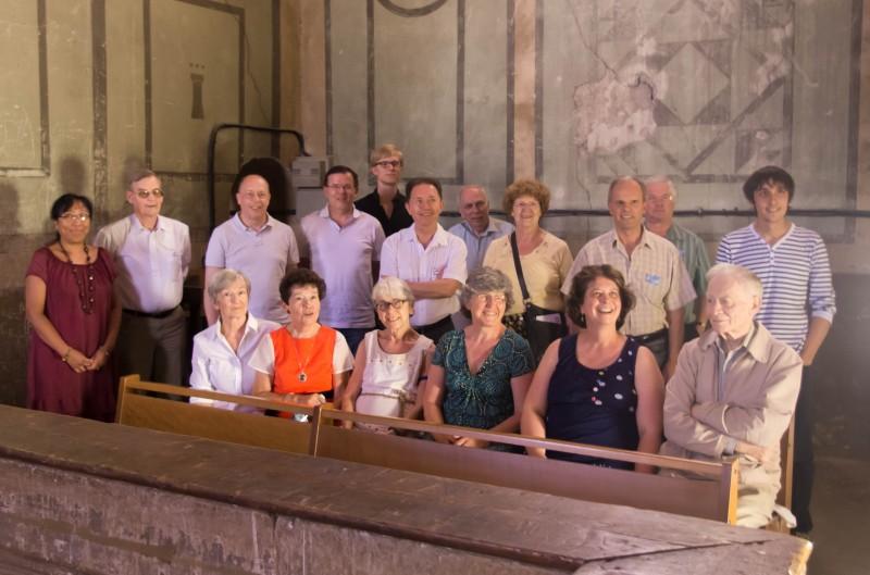 Stage d'orgue orgues en cevennes