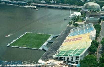 stadion sepakbola terunik di dunia