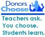 My DonorsChoose Project