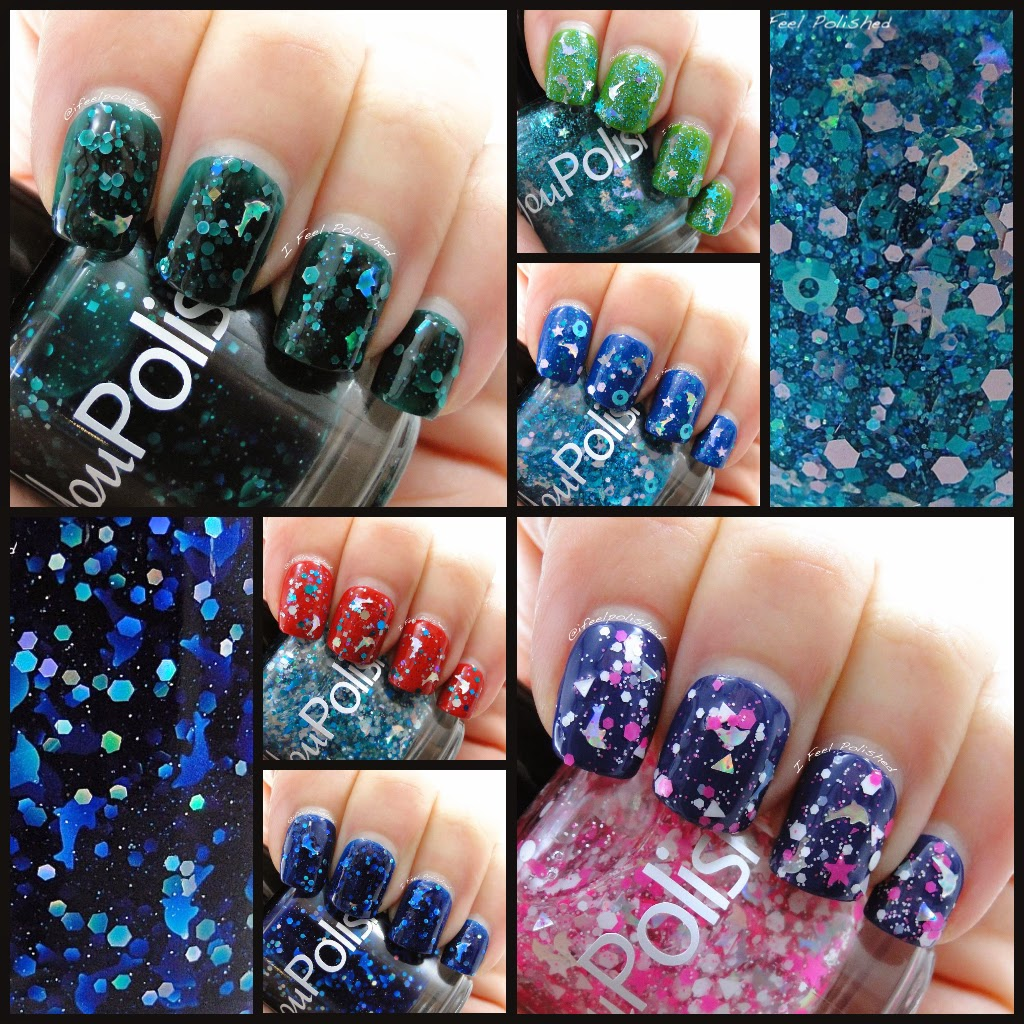 You Polish Dolphin Polishes