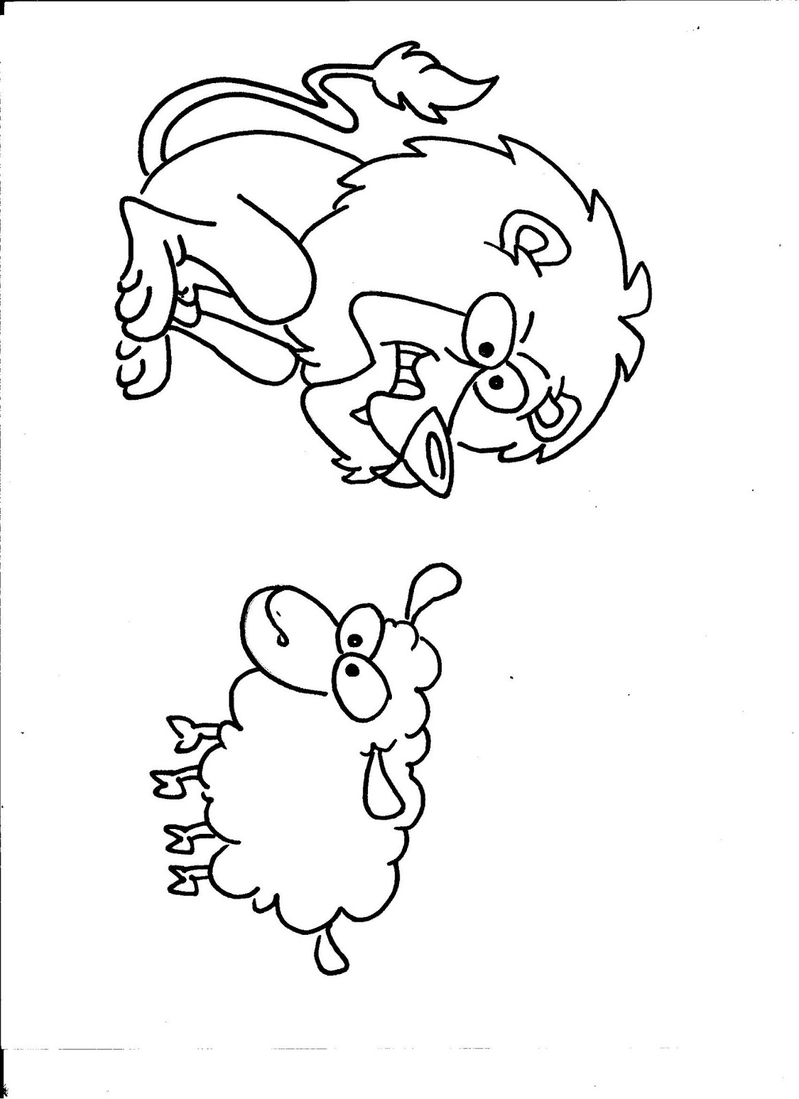 Free Napping House Coloring Pages Napping House Coloring Pages