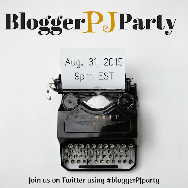 #bloggerPJparty