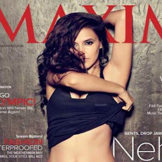 what is bra size of neha dhupia