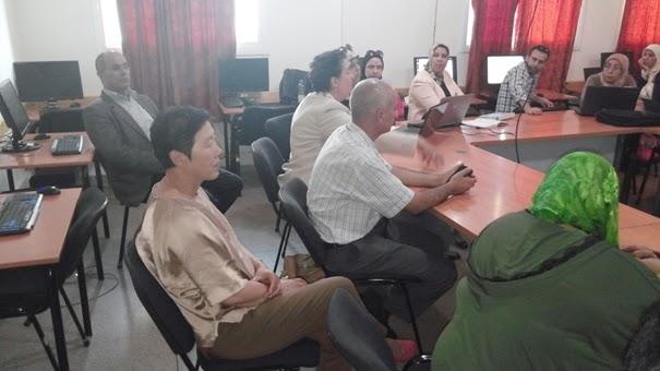 أكاديمية فاس تعلن  الانطلاقة للدورات التكوينية بفرع المركز المغربي الكوري للتكوين برسم السنة الدراسية 2015/2016