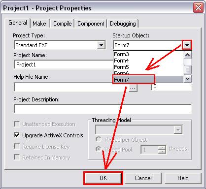 Cara Membuat Program Login Dengan Batasan Hak Akses Pada Pemrograman Visual Basic 6.0