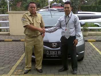 Sales Honda Bandung