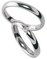 フラージャコー 名古屋 シンプル 人気 鍛造 プラチナ すいす 結婚指輪