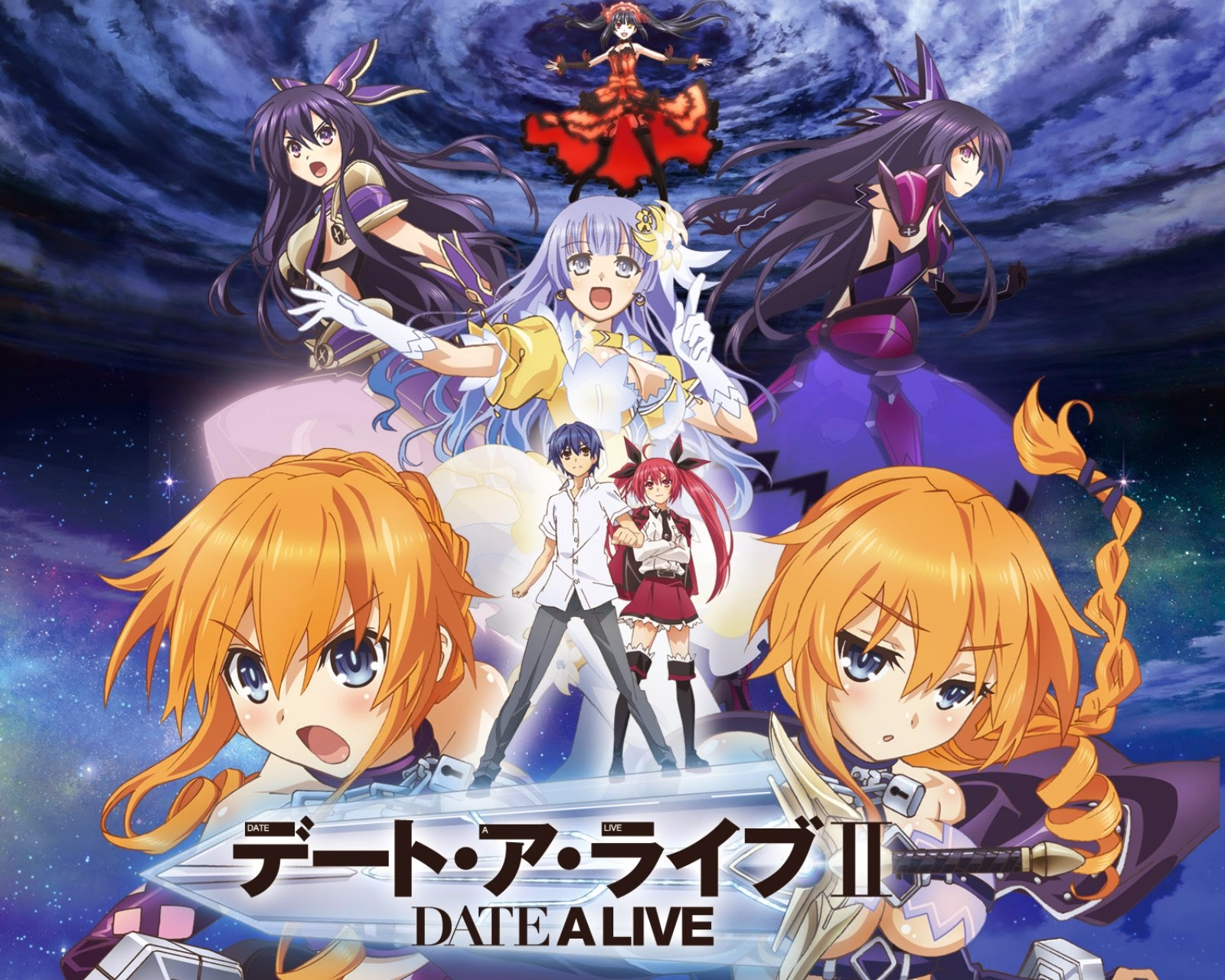 Date a live season 2 episode 1 in Sydney