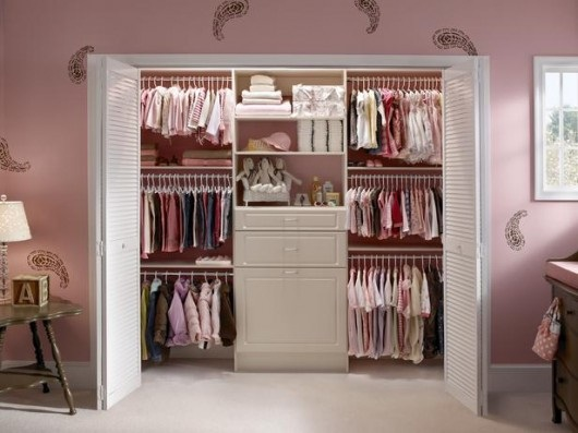 Dressing armoire rangement ballet