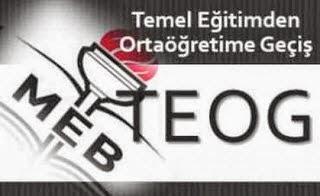 TEOG Sınavı - Temel Eğitimden Ortaöğretime Geçiş Sistemi