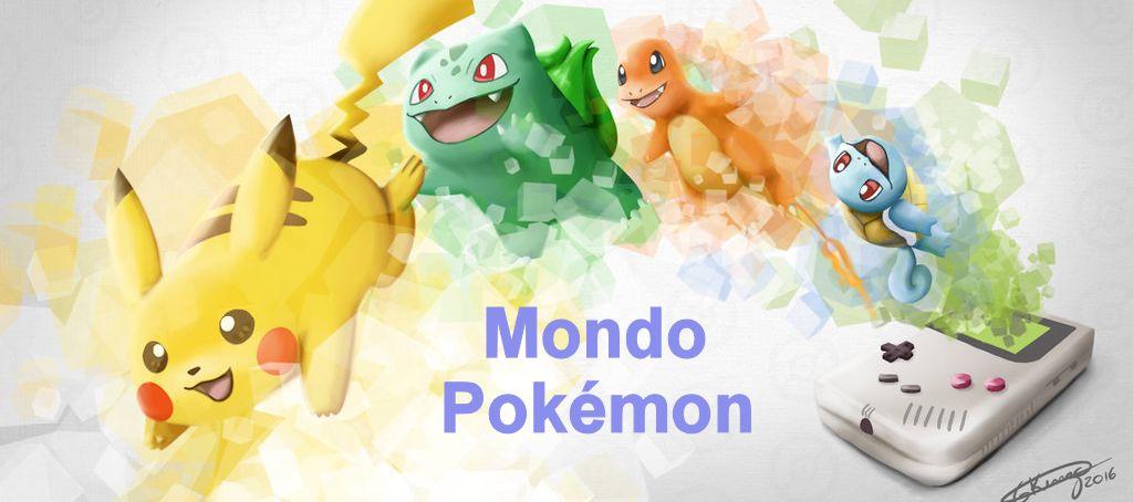 Mondo Pokémon