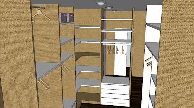 Cabina armadio - Cabine armadio progetti ...