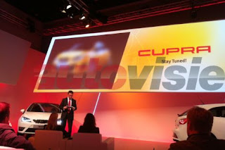 Ibiza Cupra 2012