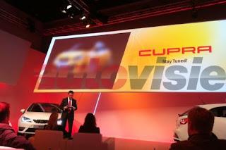Ibiza Cupra 2012