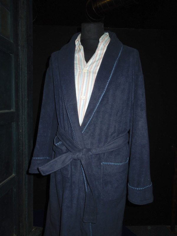 Tenth Doctor Who Christmas Invasion pyjamas robe