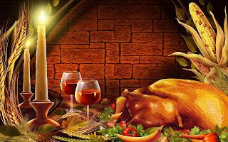Thanksgiving turkey hd