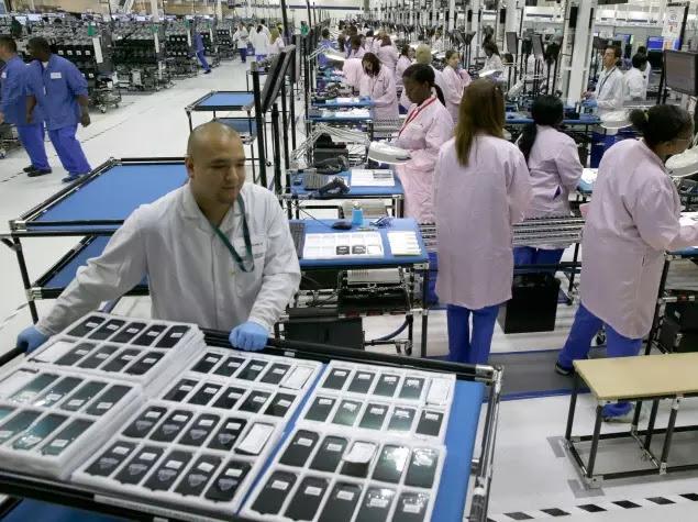 Pabrik iPhone palsu