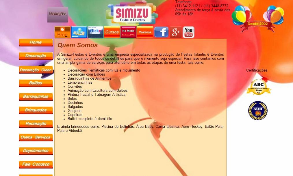 Nosso Site Oficial