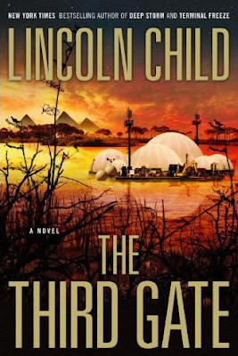 cover of The Third Gate by Lincoln Child