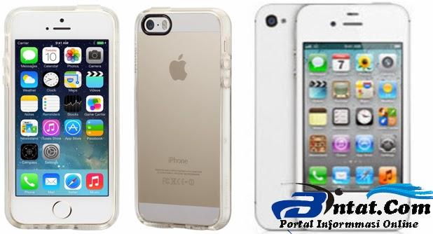 Daftar Harga iPhone 5S dan 4S Baru dan Bekas Maret April 2014