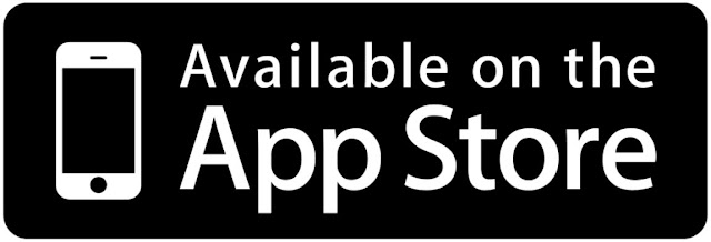 available on iphone app store logo