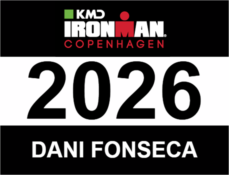 FINISHER KMD IRONMAN COPENHAGEN 2017